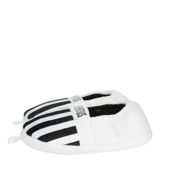 Juventus Shoes Clogs White S20018