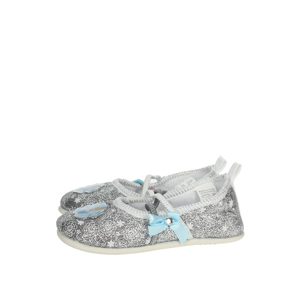 Disney Princess Shoes slippers Silver S20409