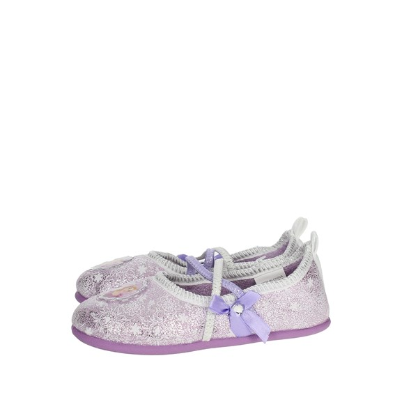 Disney Princess Shoes slippers Purple S20409