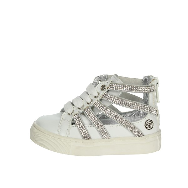 Blumarine  Shoes Sneakers White C4345