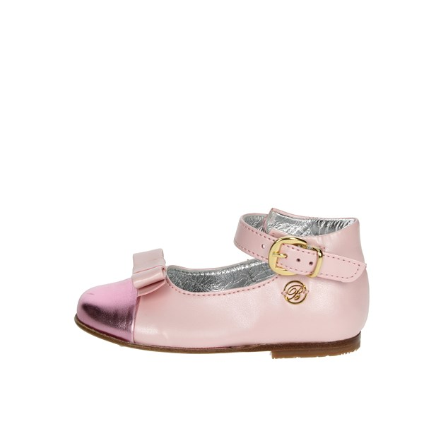 Blumarine  Shoes Ballet Flats Light dusty pink C4106