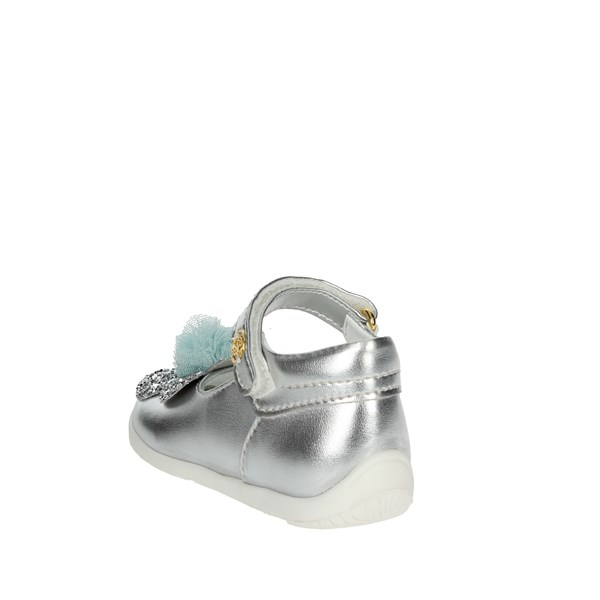 Blumarine  Shoes Dancers Silver C4015