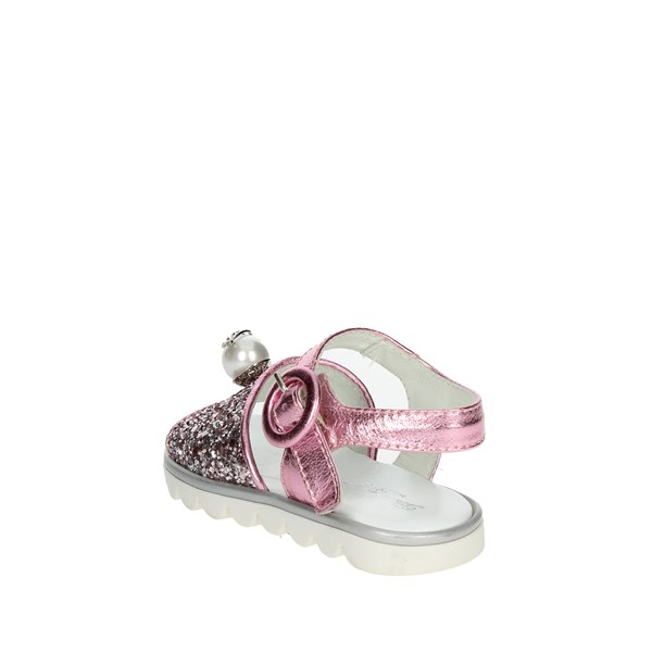 Blumarine  Shoes Sandals Lilac A6901