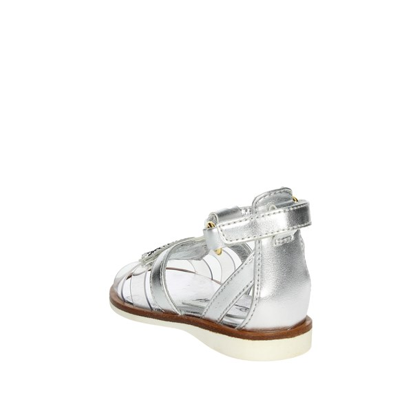 Blumarine  Shoes Sandals Silver C4775