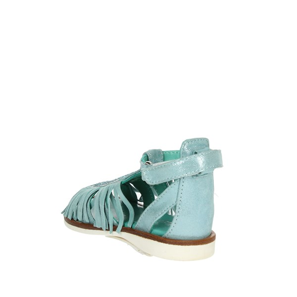 Blumarine  Shoes Sandals Aqua A6892