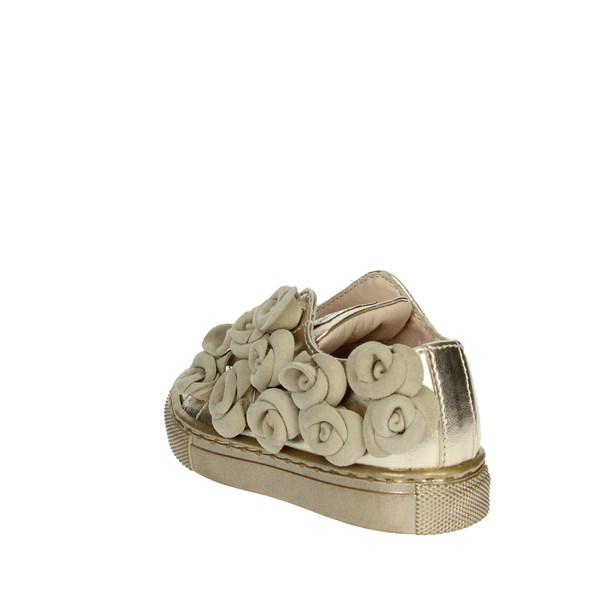 Blumarine  Shoes Sneakers Platinum  C4336