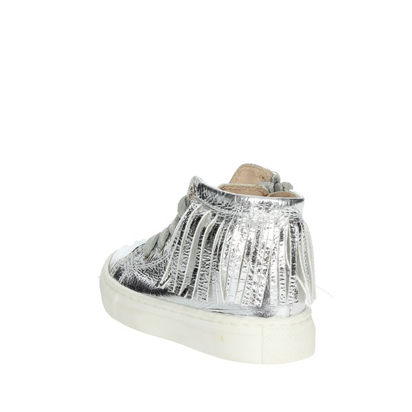 Blumarine  Shoes Sneakers Platinum  C4347