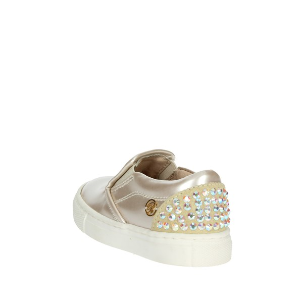 Blumarine  Shoes Sneakers Creamy white C4330