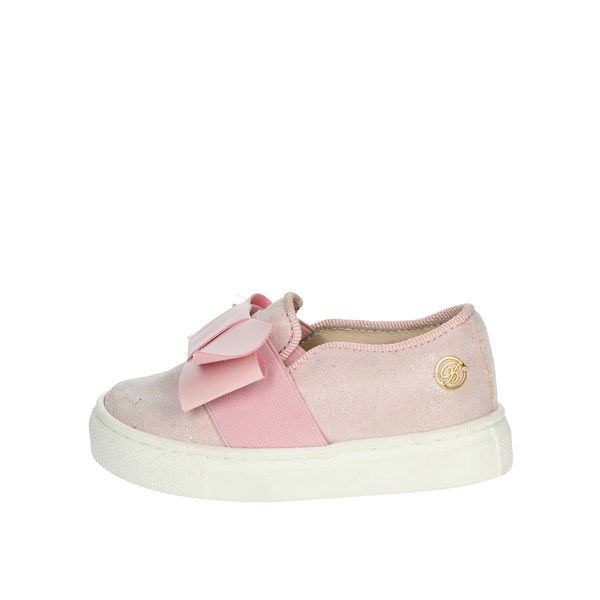 Blumarine  Shoes Sneakers Light dusty pink C4334