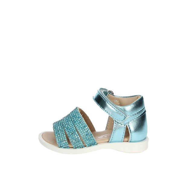 Florens Shoes Sandal Sky-blue W8081