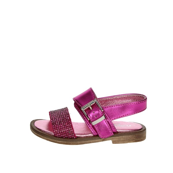 Florens Shoes Sandal Fuchsia W8754