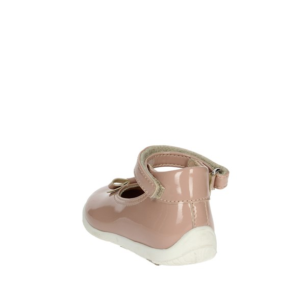 Florens Shoes Dancers Light dusty pink W8011