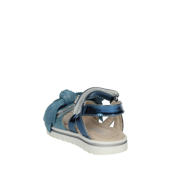 Florens Shoes Sandals Sky-blue E2909