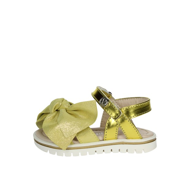 Florens Shoes Sandals Yellow E2909