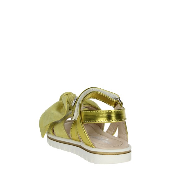 <Florens Shoes Sandals Yellow E2909