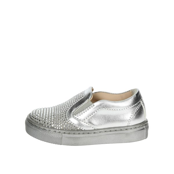 Florens Shoes Sneakers Silver W8564