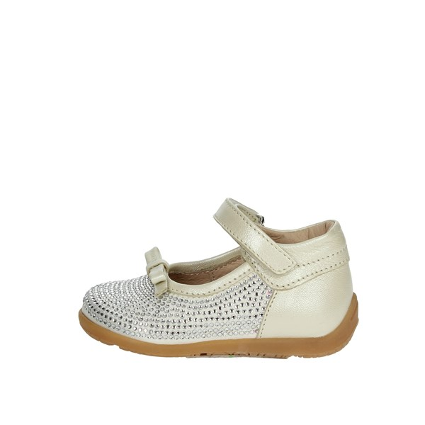 Florens Shoes Dancers Creamy-white W8017