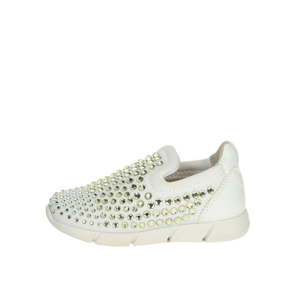 Florens Shoes Sneakers White W8451