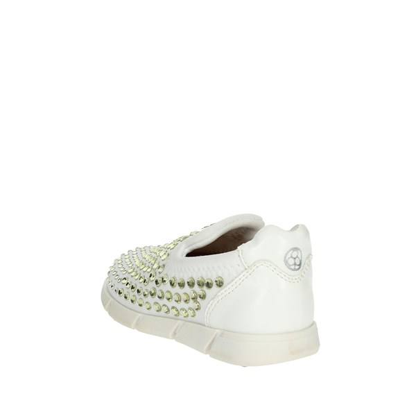 <Florens Shoes Sneakers White W8451