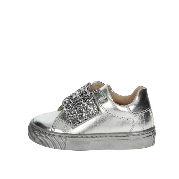 Florens Shoes Sneakers Silver W8573
