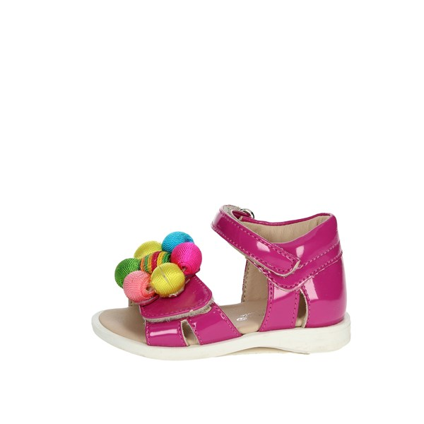 Florens Shoes Sandal Fuchsia W8088