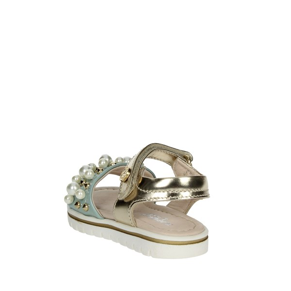 Florens Shoes Sandal Sky-blue E2906