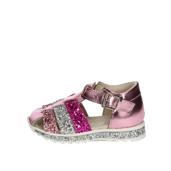 Florens Shoes Sandal Fuchsia E2449