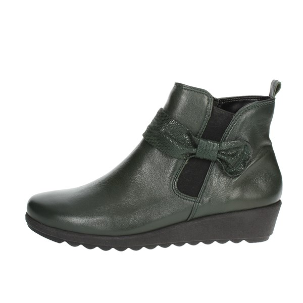 Easy'n Rose Shoes boots Dark Green 182-136