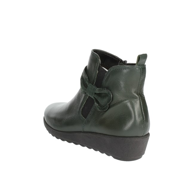 <Easy'n Rose Shoes boots Dark Green 182-136