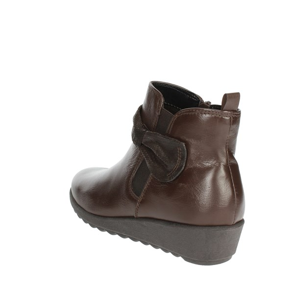 <Easy'n Rose Shoes boots Brown 182-136