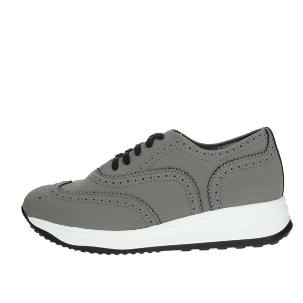 Agile By Rucoline  Shoes Sneakers Grey 8314(78-A)