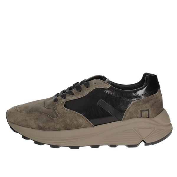 D.a.t.e. Shoes Low Sneakers Brown I18-256