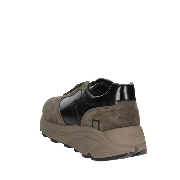 <D.a.t.e. Shoes Low Sneakers Brown I18-256