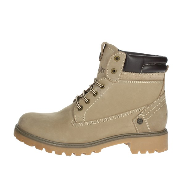 Wrangler Shoes Boots Brown Taupe WL182500