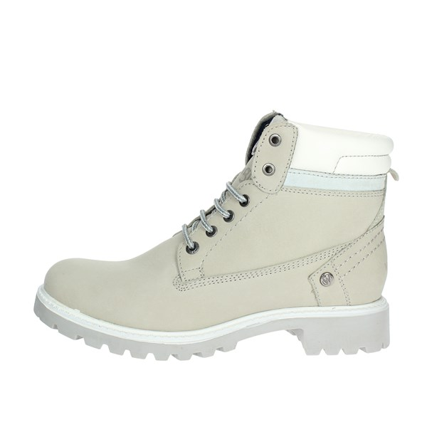 Wrangler Shoes Boots Ice grey WL182500