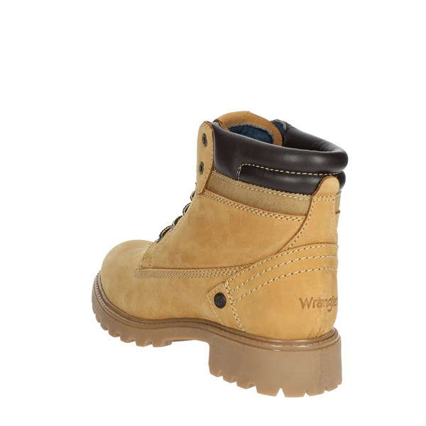 <Wrangler Shoes Boots Yellow WL182500