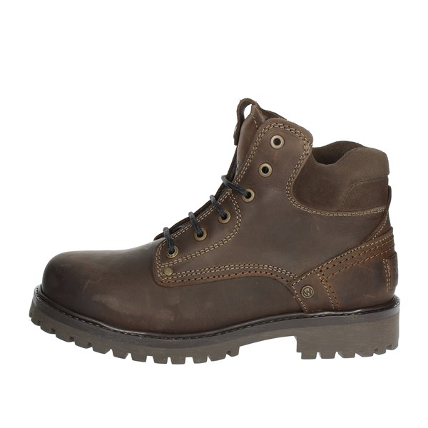 Wrangler Shoes Boots Brown WM182004