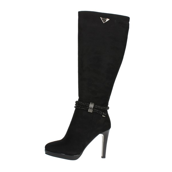 Laura Biagiotti Shoes Boots Black 5091