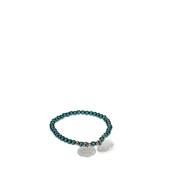 Anna Biblo' Accessories Bracelet Light Blue B-5119/PT