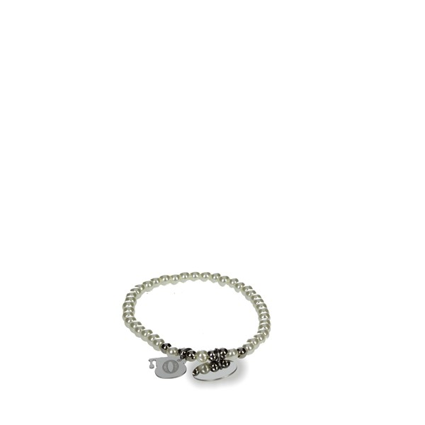 Anna Biblo' Accessories Bracelet White B-5119/WT