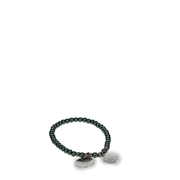 Anna Biblo' Accessories Bracelet Dark Green B-5119/DG