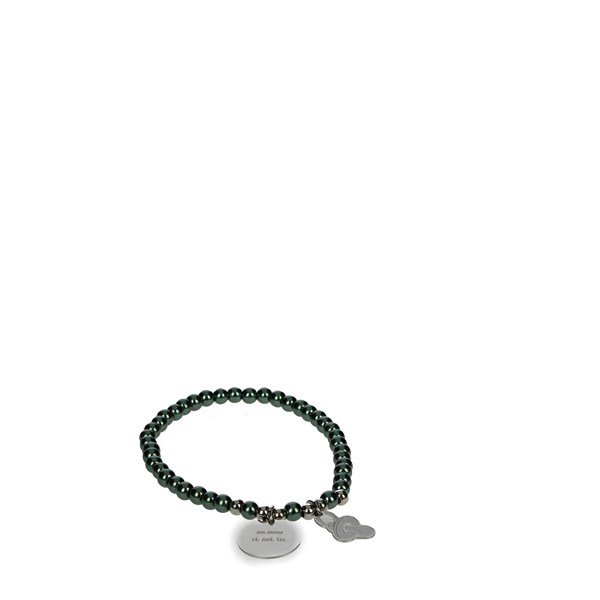 Anna Biblo' Accessories Bracelet Dark Green B-5123/DG