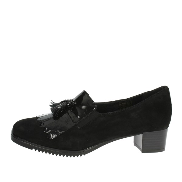 Cinzia Soft Shoes Moccasin Black IV8962-SS 001