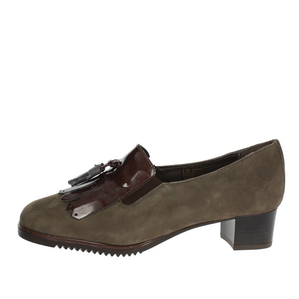 Cinzia Soft Shoes Moccasin Brown IV8962-SS 002