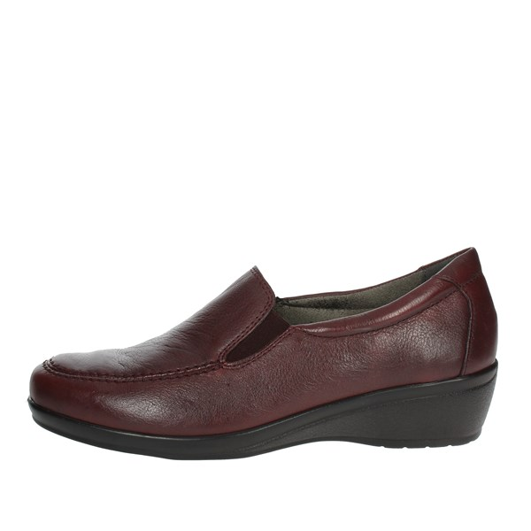 Cinzia Soft Scarpe Donna Mocassino BORDEAUX IV9534-NS 002