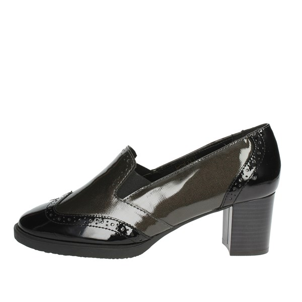 Cinzia Soft Shoes Heels' Black/Grey IV9571-ES 002