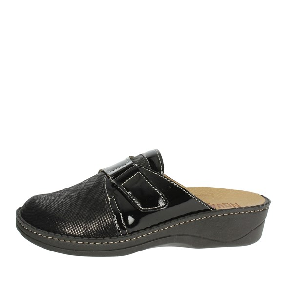 Novaflex Shoes Slipper Black SELLIA 002