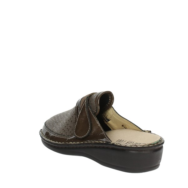 Novaflex Shoes slippers Brown Taupe ROSSANA