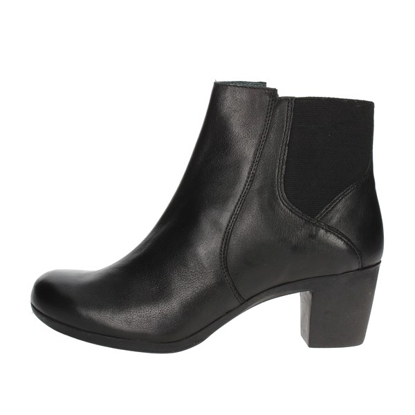 Cinzia Soft Shoes Ankle Boots Black IBE1118-P 003