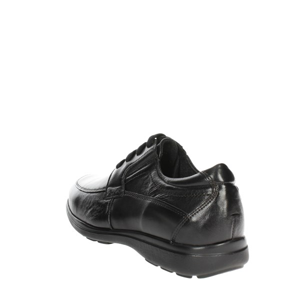 Pregunta Shoes Laced Black PAF8803-NM 002
